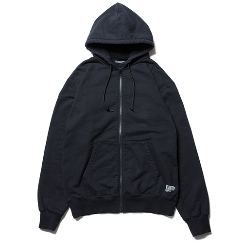 Zipup Sweat Parka ★30% OFF★