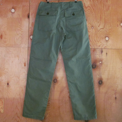 STRETCH COTTON OX FATIGUE PANTS