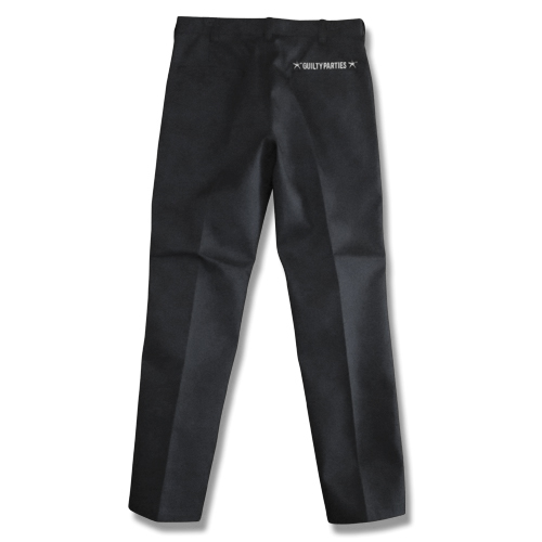 REGULAR STRAIGHT STAR STUDS WORK PANT