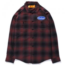 L/S CHECK WORK SHIRT 再入荷