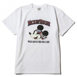 CALEE/DISNEY MICKIE MOUSE T-SHIRT