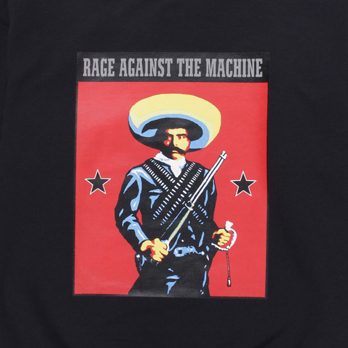 RAGE AGAINST THE MACHINE / C/N SWEAT (TYPE-1)