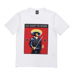 RAGE AGAINST THE MACHINE / WASHED H/W TEE (TYPE-1)
