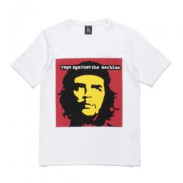 RAGE AGAINST THE MACHINE / WASHED H/W TEE (TYPE-2)