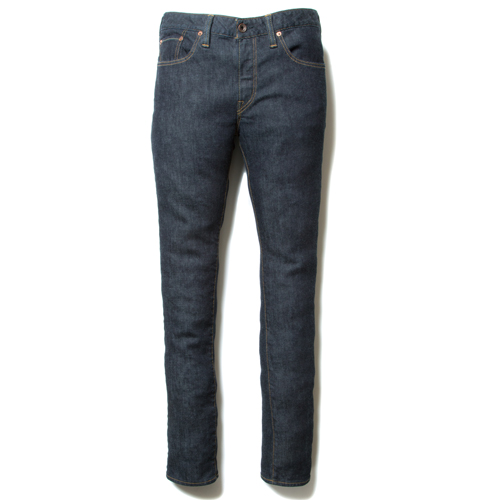 5 Pocket Skinny Denim