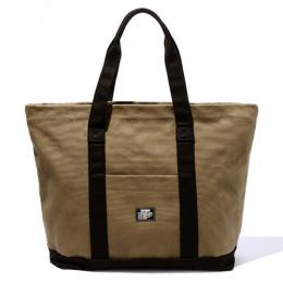 CANVAS TRVEL TOTE BAG