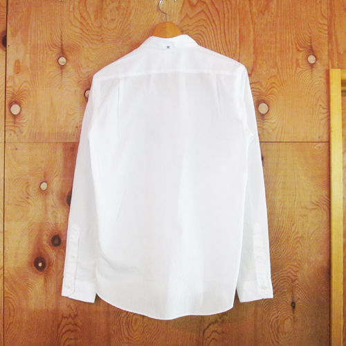 "L/S SHORT POINT BROAD SHIRTS ""DEBBIE"" ★30%OFF★"