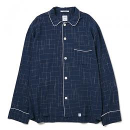 "L/S PAJAMAS SHIRT OW ""BRIAN"" ★30% OFF★"