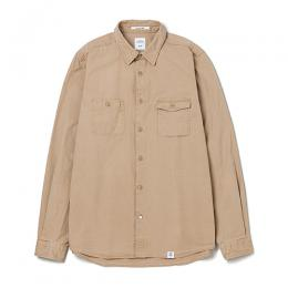 "L/S POPLIN WORK SHIRT FD ""BOB"" ★30%OFF★"