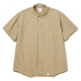 "S/S BD FLAP YOKE SHIRT ""MIKEMO"" ★30% OFF★"