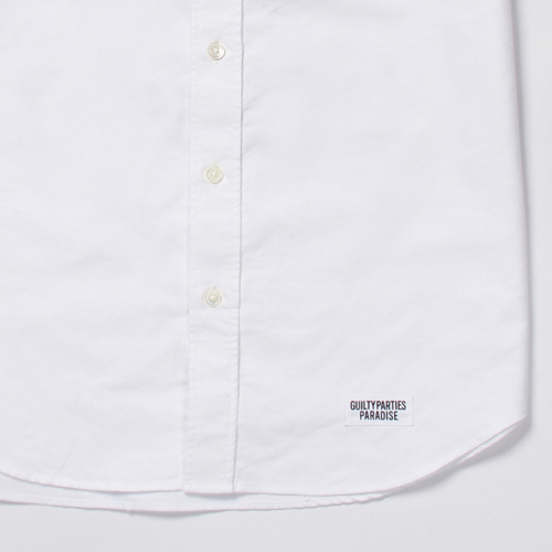 OXFORD B.D SHIRT L/S (TYPE-1)