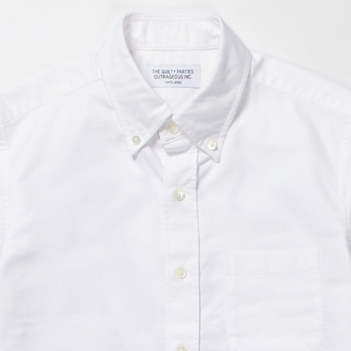 OXFORD B.D SHIRT L/S (TYPE-3)