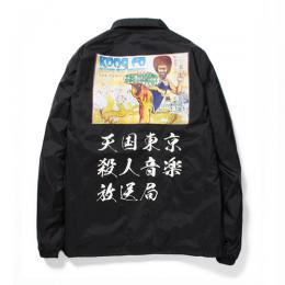 LEE PERRY COACH JACKET (TYPE-7)