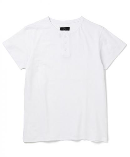 S/S H-NECK 3PACK T