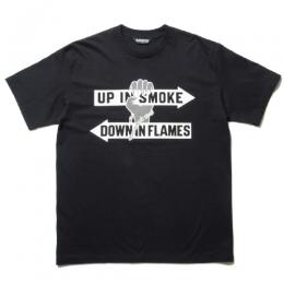 Print S/S Tee (UP IN SMOKE)