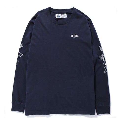 L/S CHALLENGE OR BUST TEE