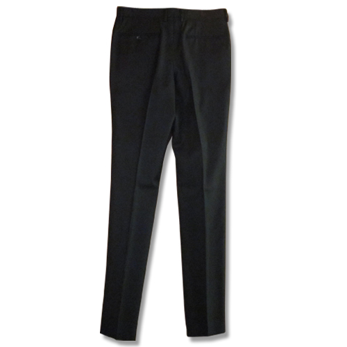 SLIM FIT TAILORED TROUSERS (DOTS) <LORO PIANA>