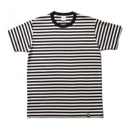 Solid Border S/S Tee
