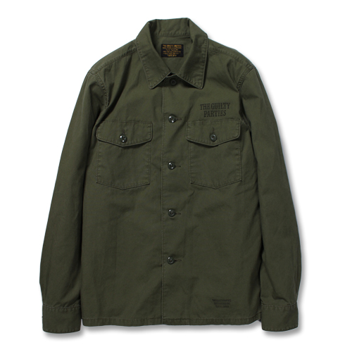 ARMY SHIRT (TYPE-3)