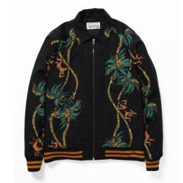 "SPORTS JACKET ""PALMTREE CLIMBER"""