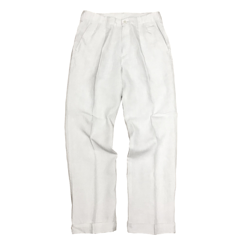 FOR SMOKING - LINEN TROUSER ★40% OFF★