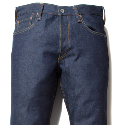 5 Pocket Rigid Denim