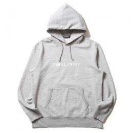Print Pullover Parka (THRILL CRAZY)