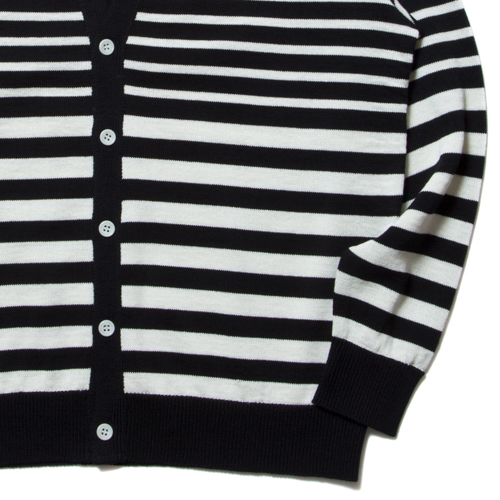 Progressive Border Knit Cardigan