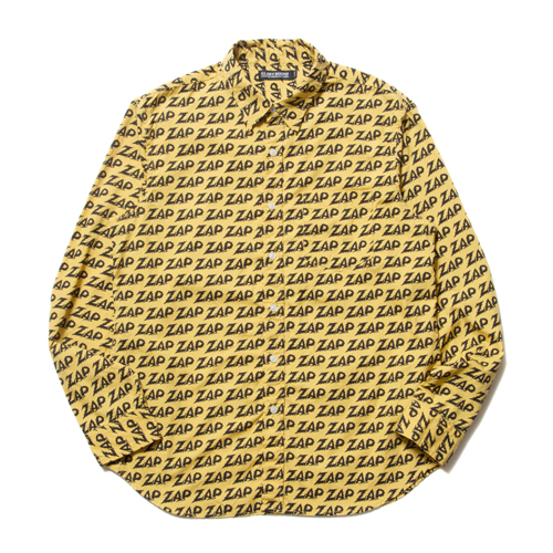 Zap All Over L/S Shirt
