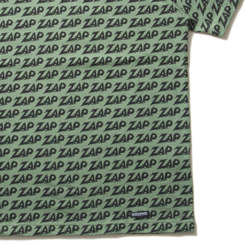 Zap All Over S/S Tee