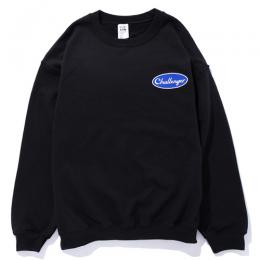 RACING PRINTED C/N SWEAT