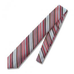 MULTI STRIPE REGIMENTAL NECKTIE [TSJA-69904-38]