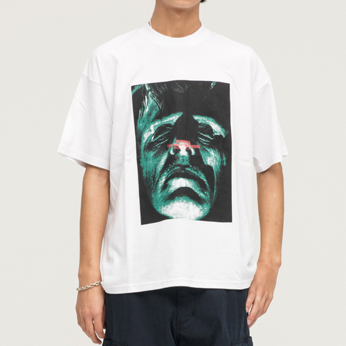 "S/S PRINT T ""M.SHELLY"" ★30% OFF★"