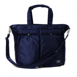 2 WAY 12inch RECORD TOTE CASE <PORTER>