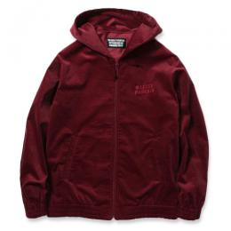 VELOUR HOODED JACKET (TYPE-1)