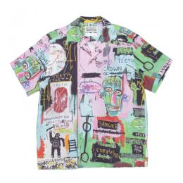 JEAN-MICHEL BASQUIAT / S/S HAWAIIAN SHIRT (TYPE-1)