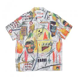 JEAN-MICHEL BASQUIAT / S/S HAWAIIAN SHIRT (TYPE-2)