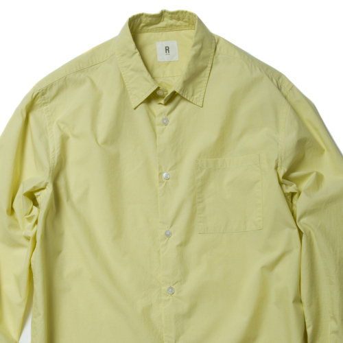 COLOR REGULAR SHIRT ★50%OFF★