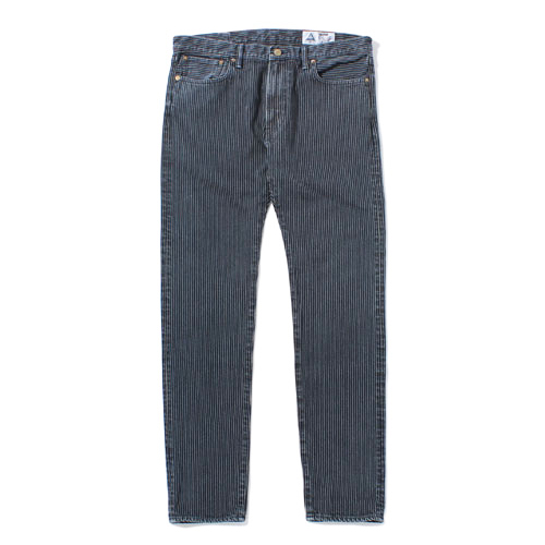 NARROW USED HICKORY PANTS (ANKLE LENGTH) ★40%OFF★