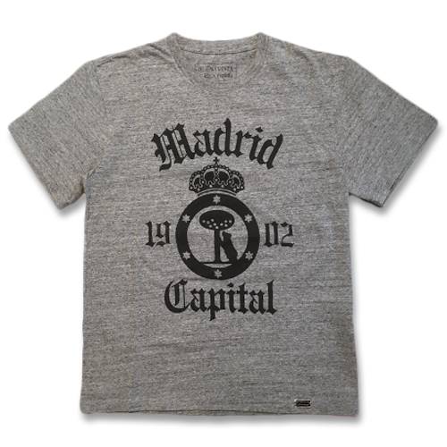 MADRID tee ★30%OFF★