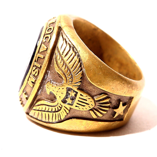 MILITARY COLLEGE RING [16S010AC]