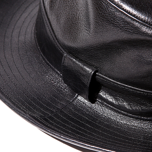 LEATHER HAT ★40%OFF★