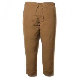 Back Twill Tapered Pants