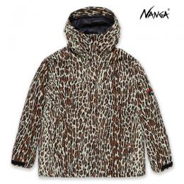 LEOPARD MOUNTAIN PARKA <NANGA>