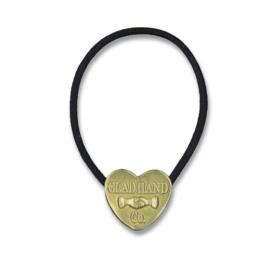 BUTTON HAIR BAND 〈HEART〉