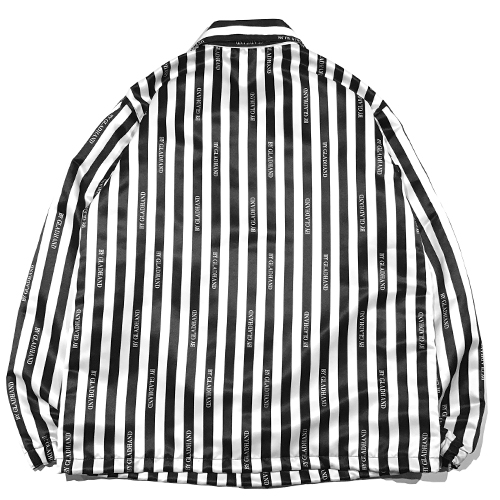 GRACE STRIPE - COACHES JACKET