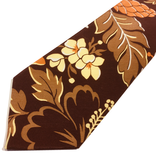 FLOWER NECKTIE (TYPE-A)