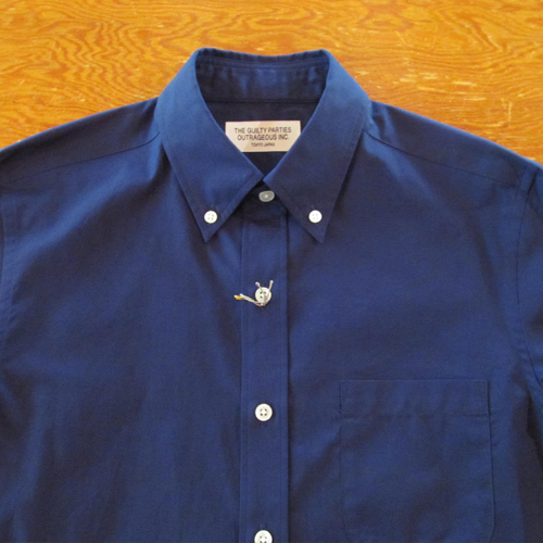 B.D OXFORD SHIRT 2 L/S