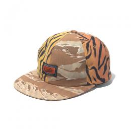 TIGER COMBINATION PATTERN CAP