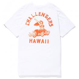 HAWAIIAN PRINTED TEE